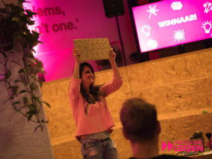 Winnaar Awesome Leiden pitch night 1