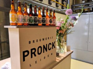 Awesome Leiden Pitch Night nr.2 - Brouwerij Pronck